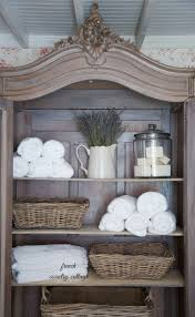 best 25 french country bathrooms ideas on pinterest french would love shelving outside a small bathroom to use as decorative storage