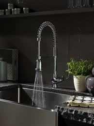 awesome kitchen sink faucet with sprayer and wall mount bath ideas