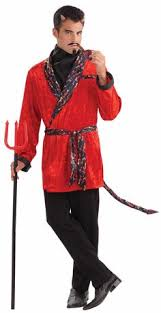 Mens Halloween Costumes Amazon Opposuits Men U0027s Red Devil Party Costume Suit Red 44 Opposuits