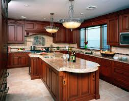 Photo Of Kitchen Cabinets Cherry Kitchen Cabinets Gen4congress Com