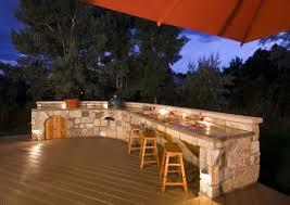 stylish outdoor kitchen design for outside kitchen interior