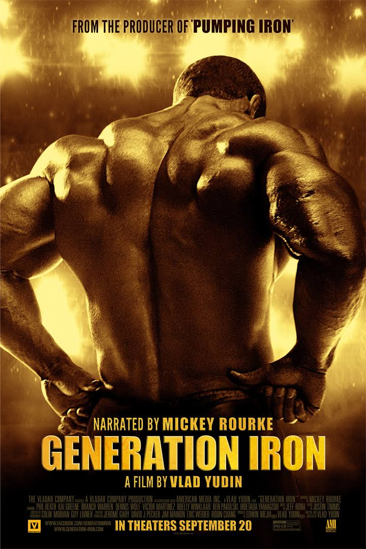 Generation Iron Full Movie Download HD Bluray 720p 800MB