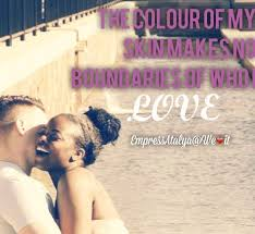 Interracial Love Quotes