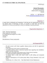 resume format canada fresh jobs and free resume samples for jobs 21 07 13 28 07 13 electrical engineer cv