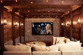 best home theater tv room awesome movie room wall sconces best home design marvelous