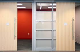 retractable room divider home design slide glass mesmerizing clear retractable walls door