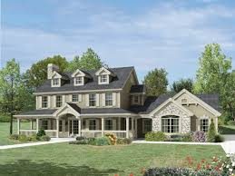 house plans with porches house plans on colonial house plans new