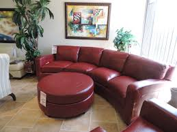 Leather Sofa Chaise by Furniture Awesome Design Distressed Leather Sectional For