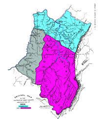 Map Of Virginia Counties And Cities by Yohogania County Virginia Wikipedia