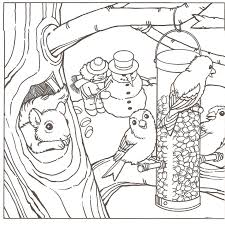 winter coloring pages holiday coloring sheets winter coloring
