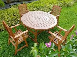 Best Wood Patio Furniture - patio 46 teak wood patio furniture clearance house and home