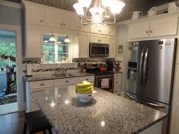 Remodeled Kitchens With White Cabinets by Kitchen Cabinets Kitchen Elegant White Cabinets With Granite