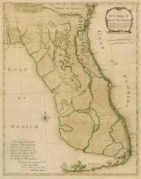 Avon Park Florida Map by Tampa Bay History Center Artifact Spotlight William Stork U0027s 1767