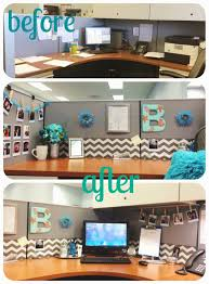 Small Desk Organization Ideas Diy Desk Glam Give Your Cubicle Office Or Work Space A Makeover