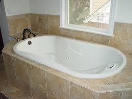 Jetted Tub Shower Combo Bathroom Deep Soaking Experience With Bathtub Ideas U2014 Jfkstudies Org