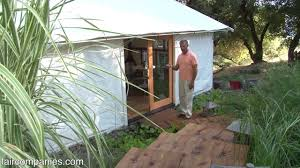 Cheapest Places To Buy A House House Of 3 Tents Affordable Cabin Home In California Youtube