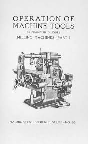 operations manual for horizontal milling machine part 1 ozark