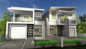 18 home design for duplex 187 modern house design 2012004
