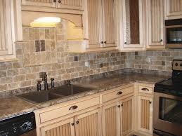 kitchen stone backsplash ideas with dark cabinets fence bath