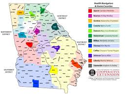 Uga Campus Map Financial Literacy Creating Healthy Communities