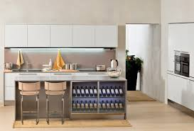 furniture modern wine cabinets with cooler on kitchen island with