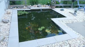 diy modern backyard koi pond on a budget youtube