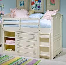 creative storage below kids u0027 room loft beds
