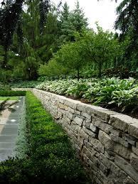 Retaining Wall Design Ideas  Remodel Photos Houzz - Landscape wall design