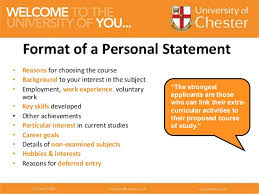personal statement ucas template Courtauld Institute of Art