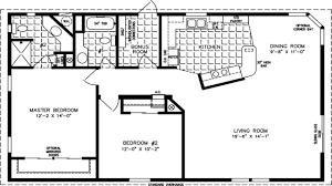 5 Bedroom Mobile Home Floor Plans Wondrous Inspration 1200 Square Foot Cabin House Plans 5 2 Bedroom