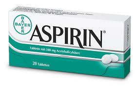 Aspirinin faydaları nelerdir