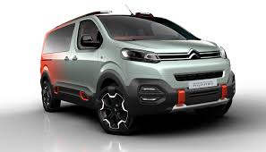 citroen cars citroën spacetourer hyphen dullness in disguise news car and