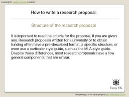 research paper proposal sample Pinterest