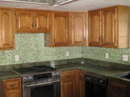 glass tile kitchen backsplash designs for kitchen best