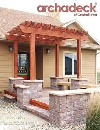 Deck Pergola Ideas by Best 25 Front Porch Pergola Ideas On Pinterest Pergolas Back