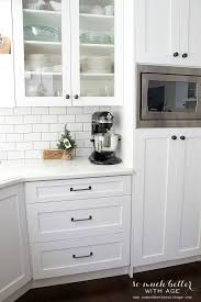 Cabinet Styles For Kitchen Get 20 White Shaker Kitchen Cabinets Ideas On Pinterest Without