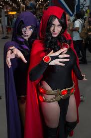 105 raven cosplay images cosplay ideas raven