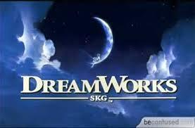 DreamWorks SKG logo.