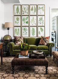 Green Sofa Living Room Ideas 65 Living Room Decorating Ideas Art And Design