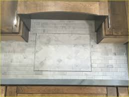 carrara subway tile backsplash unique kitchen backsplash carrera