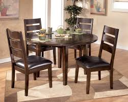 simple small dining room arrangements ideas with round dining