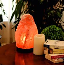 Himalayan Salt Light by Himalayan Rock Salt Products Pme International General Trading