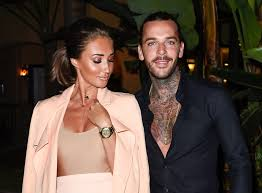 Towie star Pete Wicks caught texting ex Jacqui Ryland while on     Megan Mckenna heads out birthday