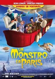 Um Monstro em Paris - Dublado