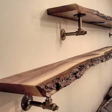 Wall Mounted Shelves Wood Plans by Best 25 Salon Shelves Ideas On Pinterest Industrial Salon
