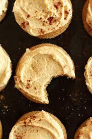 vegan pumpkin sugar cookies minimalist baker recipes