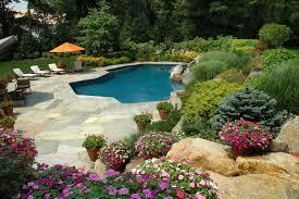 landscaping ideas around pool home design ideas landscape