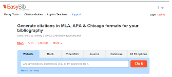 Mla youtube video citation of a book   satkom info Pinterest EasyBib EDU helps you generate citations and create bibliographies all our top citation styles  including ACS  APA  GSA  MLA    MLA    and more