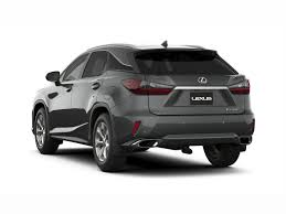 lexus vehicle prices new 2017 lexus rx 350 price photos reviews safety ratings