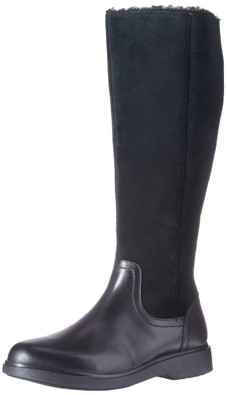 Clarks Un Elda Knee High Boot, Adult,